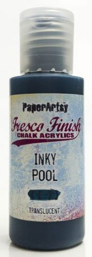Fresco Finish - Inky Pool